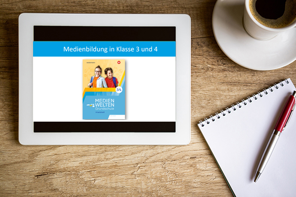 Webinar: Medienwelten Grundschule