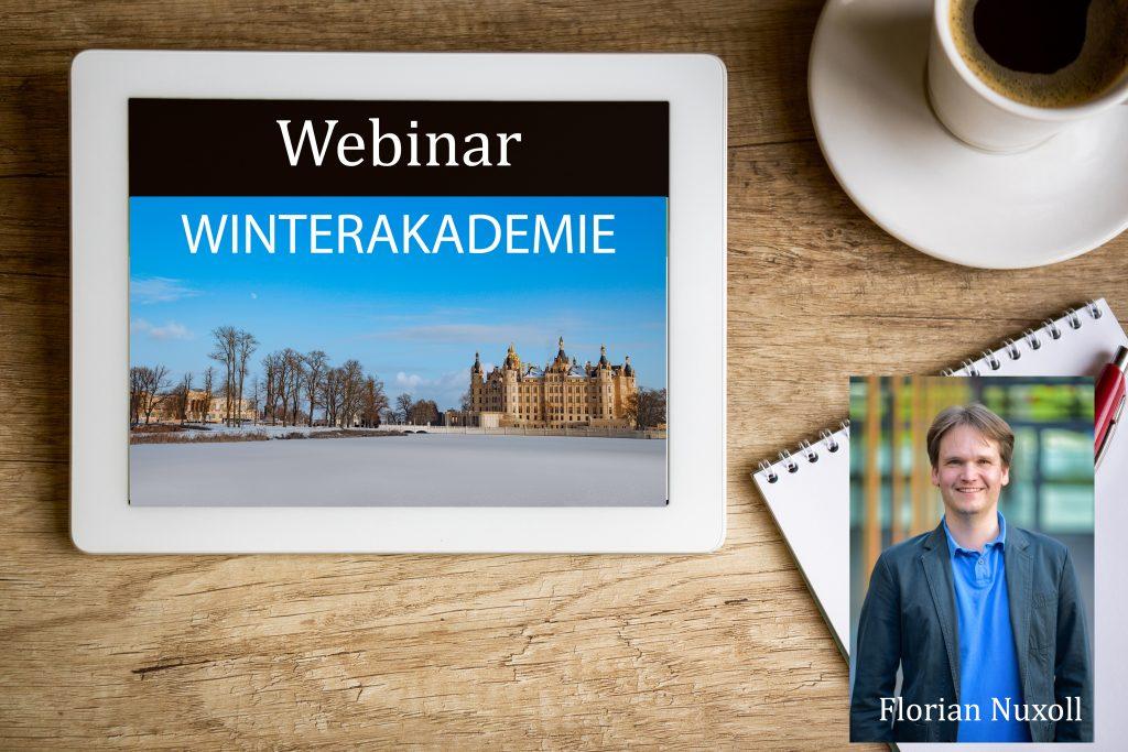 Webinar: Winterakademie
